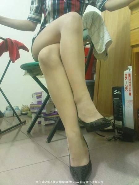 我喜欢的丝袜美腿