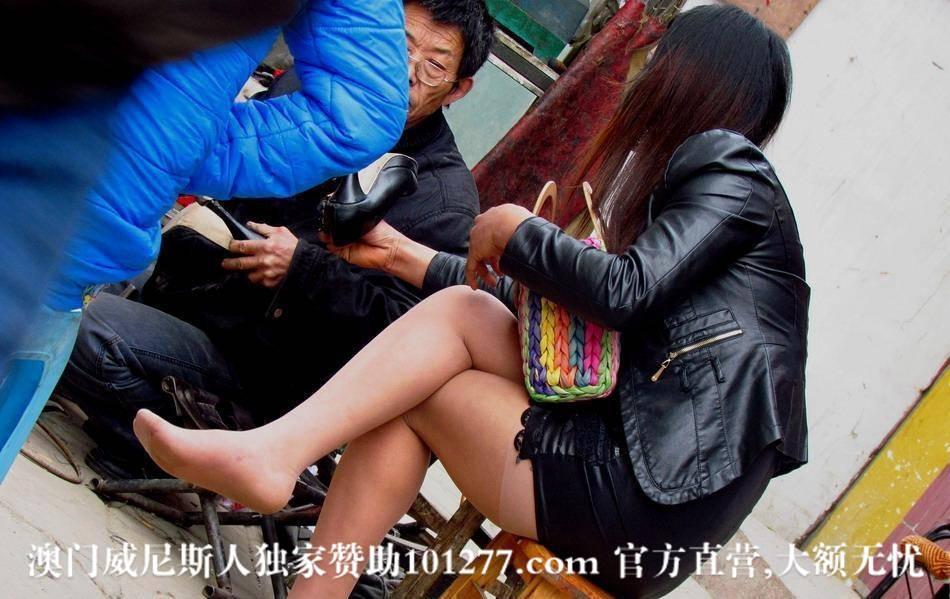 美腿丝袜美女【12P】