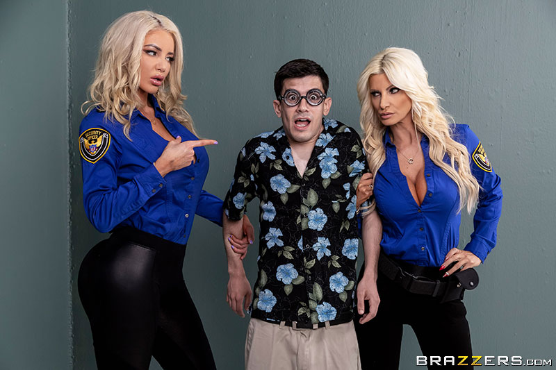 【Brazzers】You Messed Up & Fucking His Way Into the U.S.A【10P】