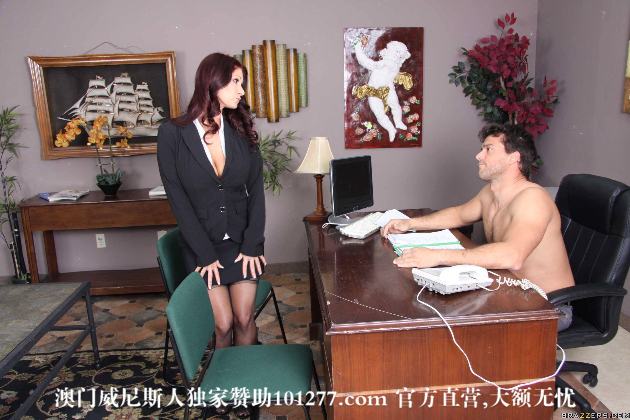 中年女秘书靠身体取悦老板【16P】