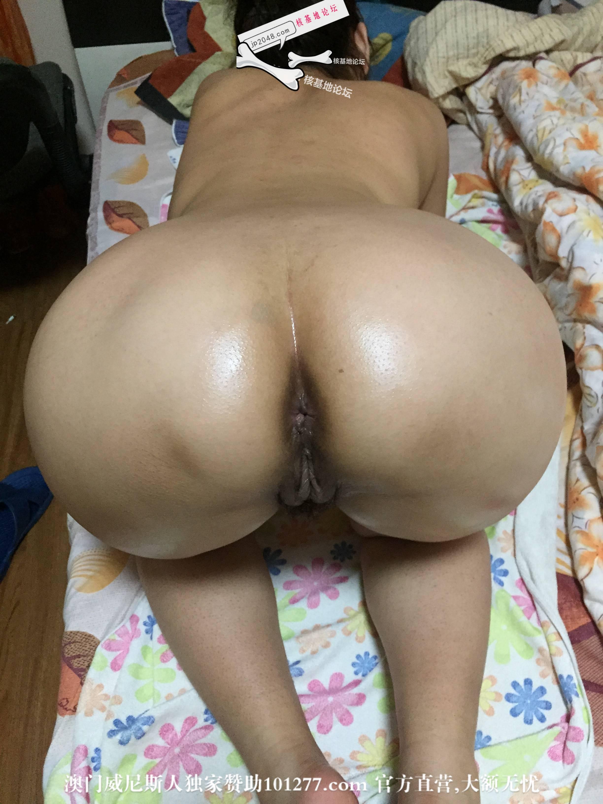 奶白奶白的骚屁股03【15p】