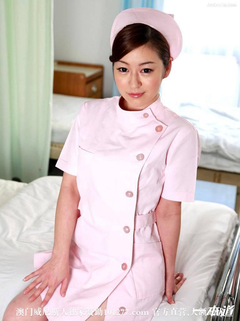 温柔体贴的护士姐姐 -小野麻里亜【28P】